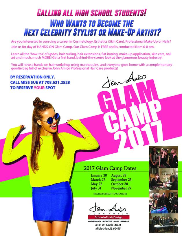 Glam Camp 2017